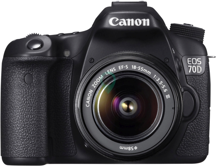 Canon EOS 70D Kit 50mm f/1.8